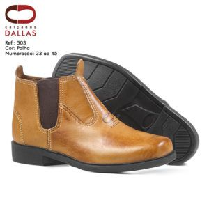 Botina de Segurança Dallas 503