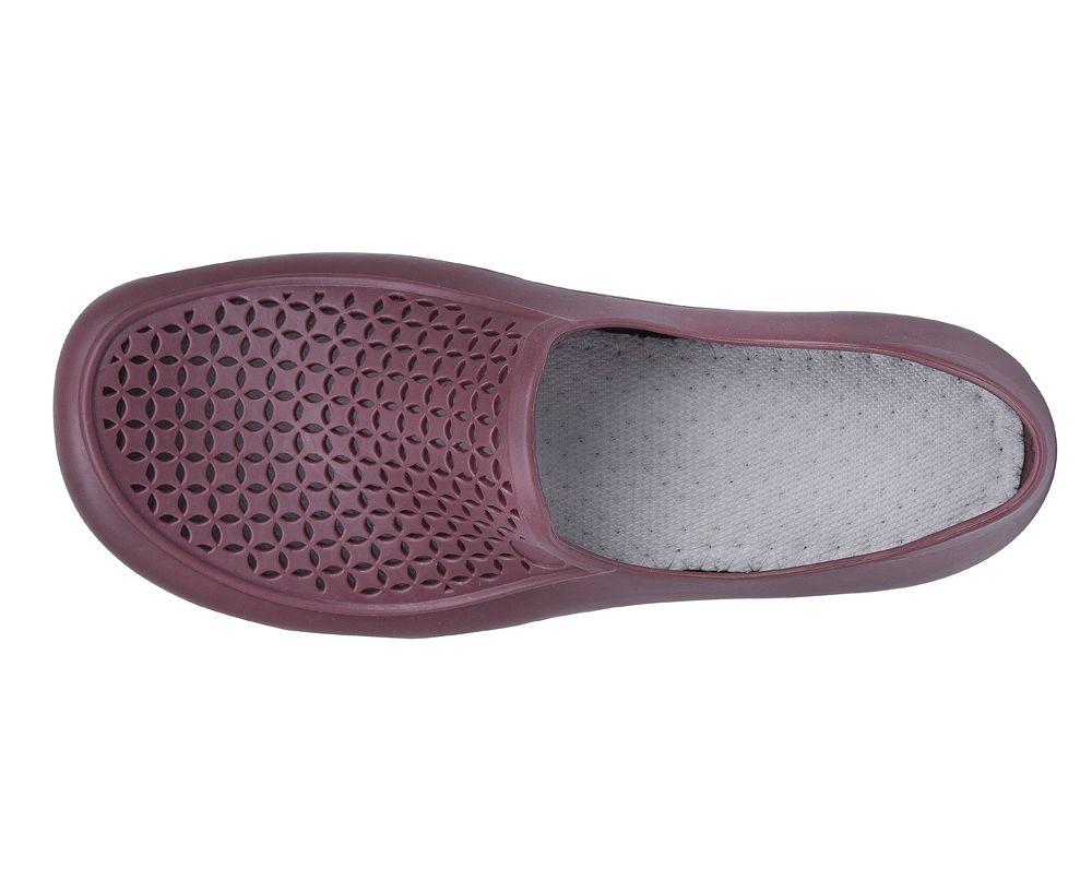 Calçado Antiderrapante Stick Shoe Ventila Vinho