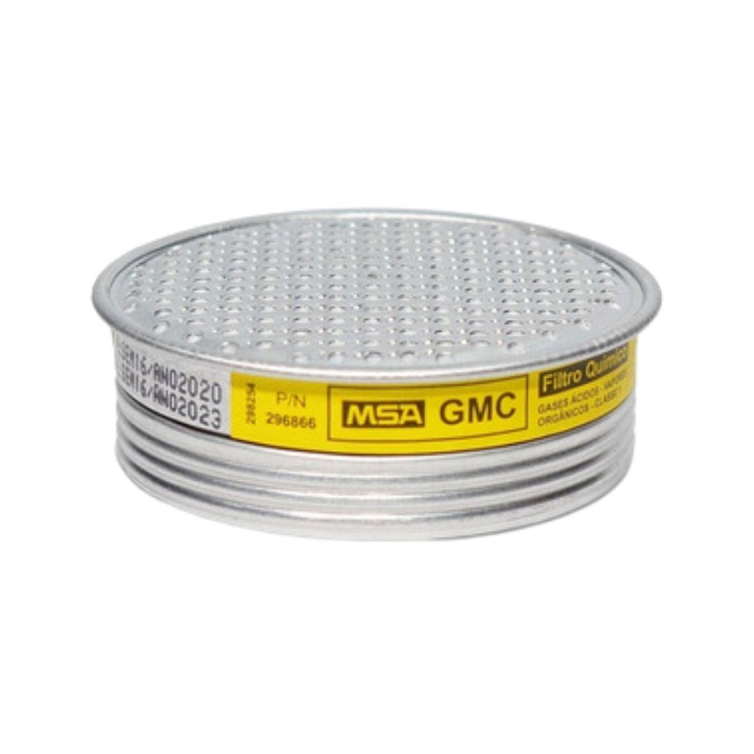 Cartucho Químico GMC 218276 MSA P/N 296866