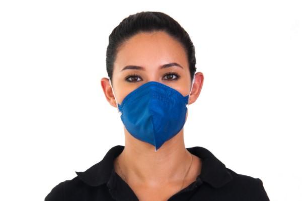 KIT 100 Máscaras Respiratória Pff2 Sem Válvula AllTec CA 44305