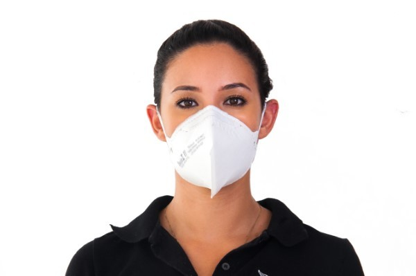 KIT 10 Máscaras Respiratória Pff2 Sem Válvula AllTec CA 44305