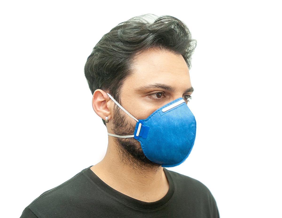 KIT 20 Mascaras  Respiratória PFF2-S  T-750 Tayco CA 39219
