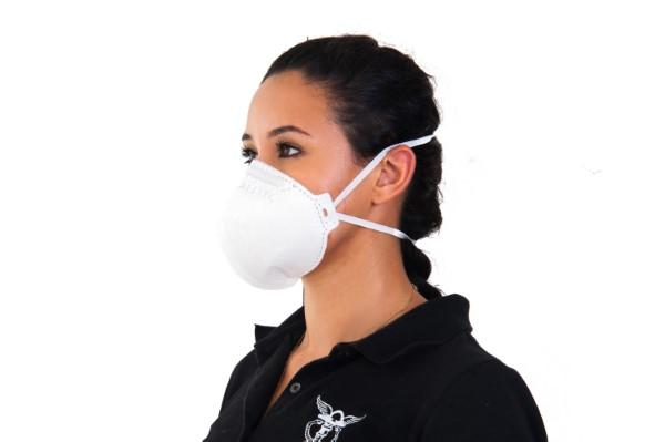 KIT 20 Máscaras Respiratória Pff2 Sem Válvula AllTec CA 44305