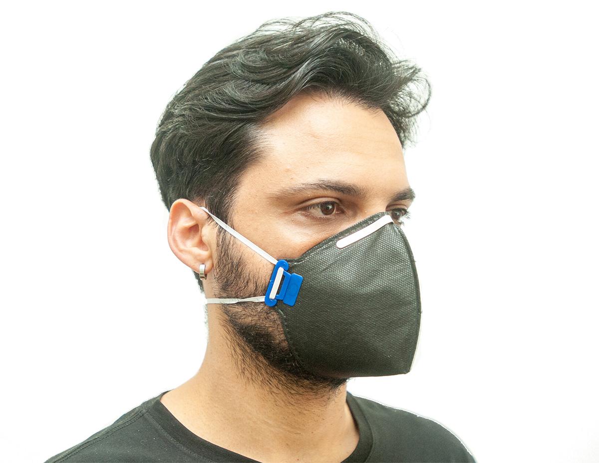 KIT 20 Respirador PFF2 T-950 Sem Valvula Tayco CA 39217
