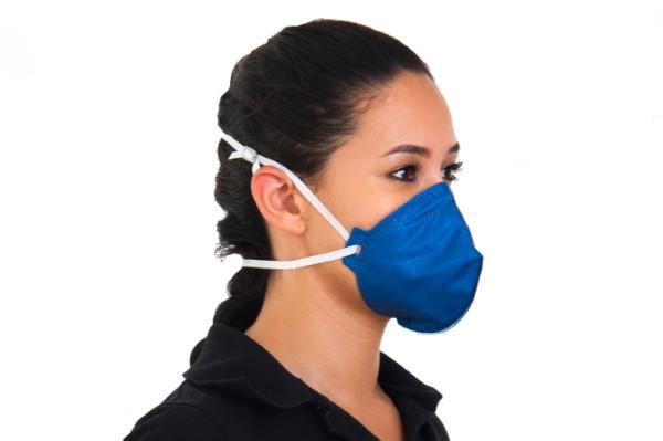KIT 50 Máscaras Respiratória Pff2 Sem Válvula AllTec CA 44305