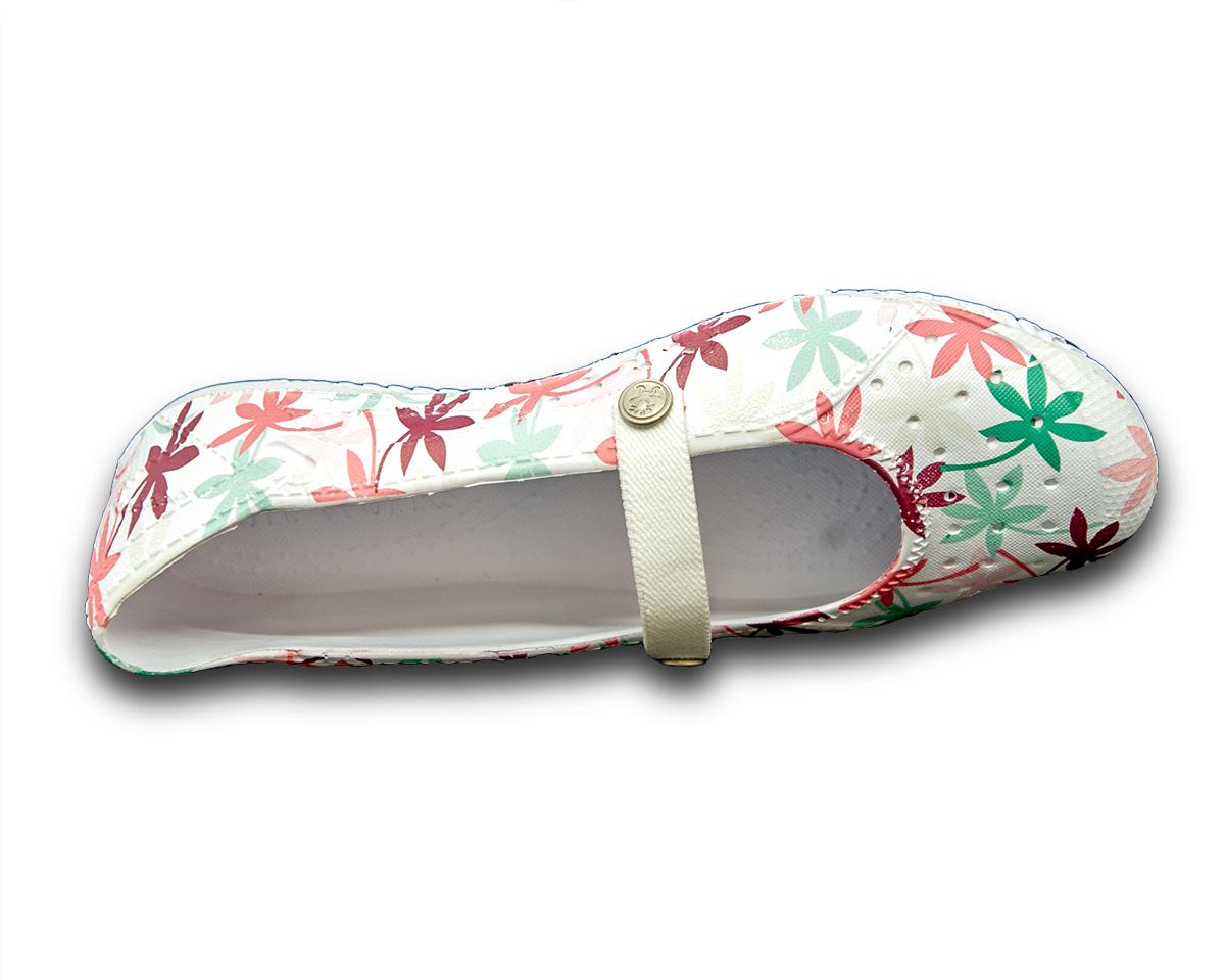 Sapatilha Segurança EVA Antiderrapante Soft Works BB56 Branco Estampa 27 CA 34061