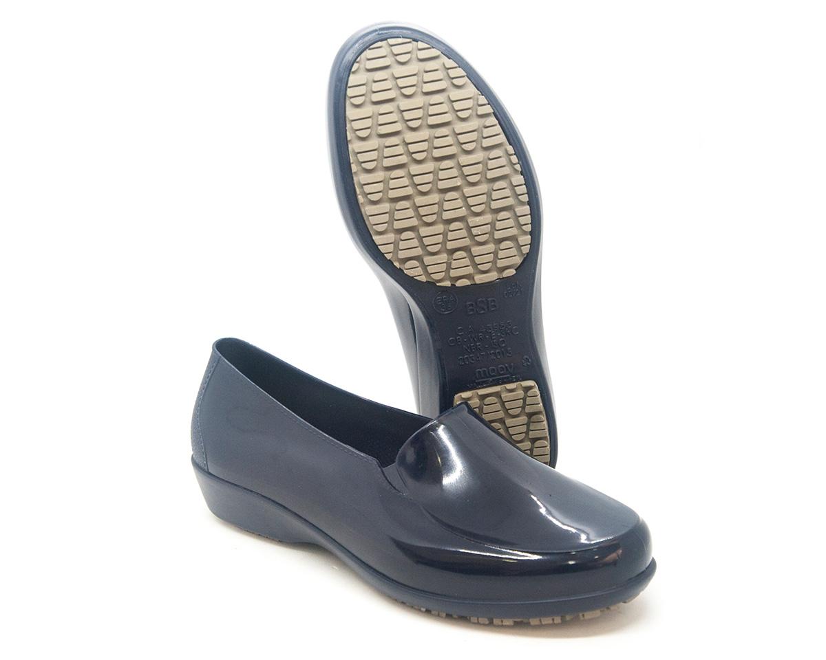 Sapato De Segurança Linha Antiderrapante Moov Femme 75FGSG600 CA 43953
