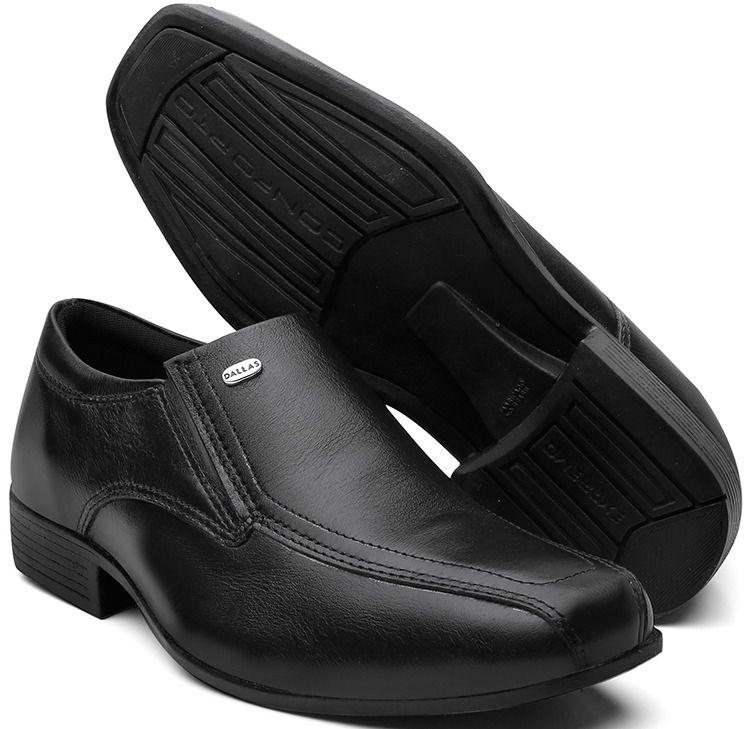Sapato de Segurança Social Dallas 3040 CA 39845