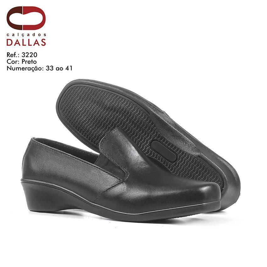 Sapato de Segurança Social Dallas 3220