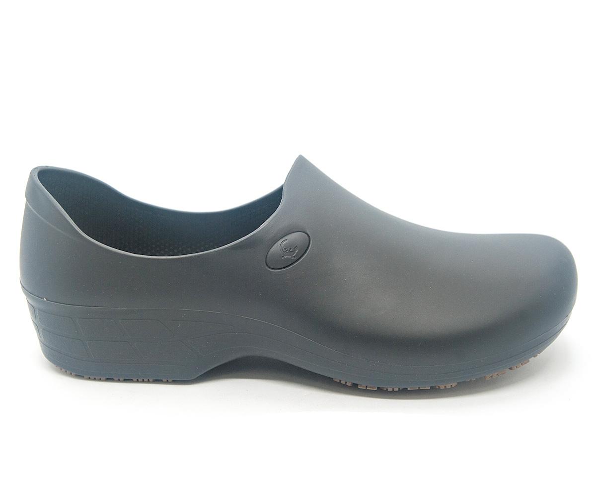 Sapato Segurança Antiderrapante Sticky Shoe WOMAN Cinza Escuro CA 39848