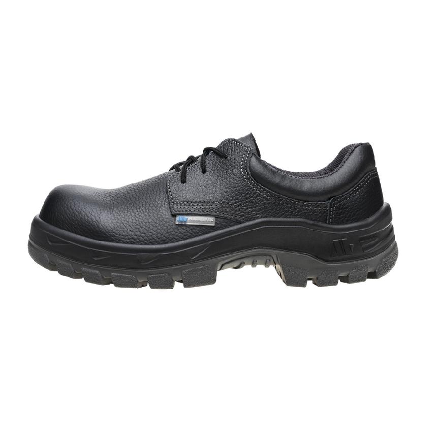 Sapato Segurança Couro Preto Marluvas 50S29-C Bico Composite CA: 19512