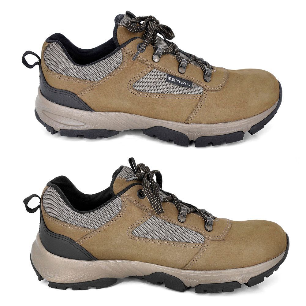 Sapato Segurança Nobuck Castor Estival Adventure ADV200 CA 40377