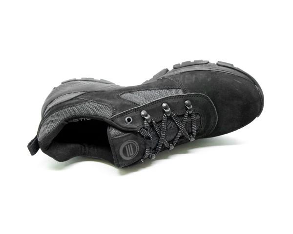 Sapato Segurança Nobuck Preto Adventure Estival ADV2001 CA 40377