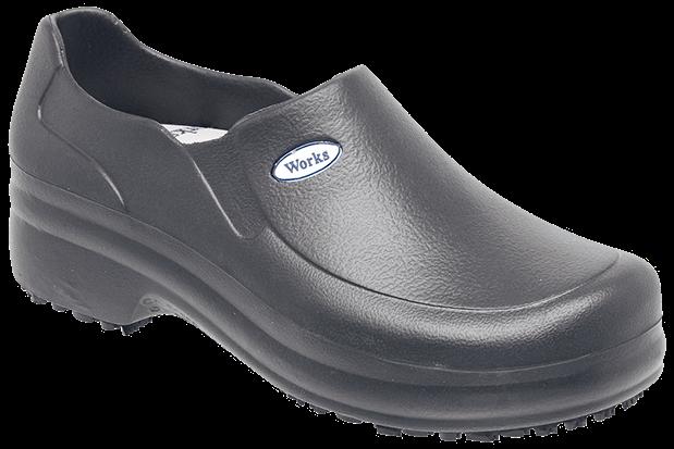 Sapato Segurança EVA Preto Antiderrapante Soft Works BB65 CA 31898