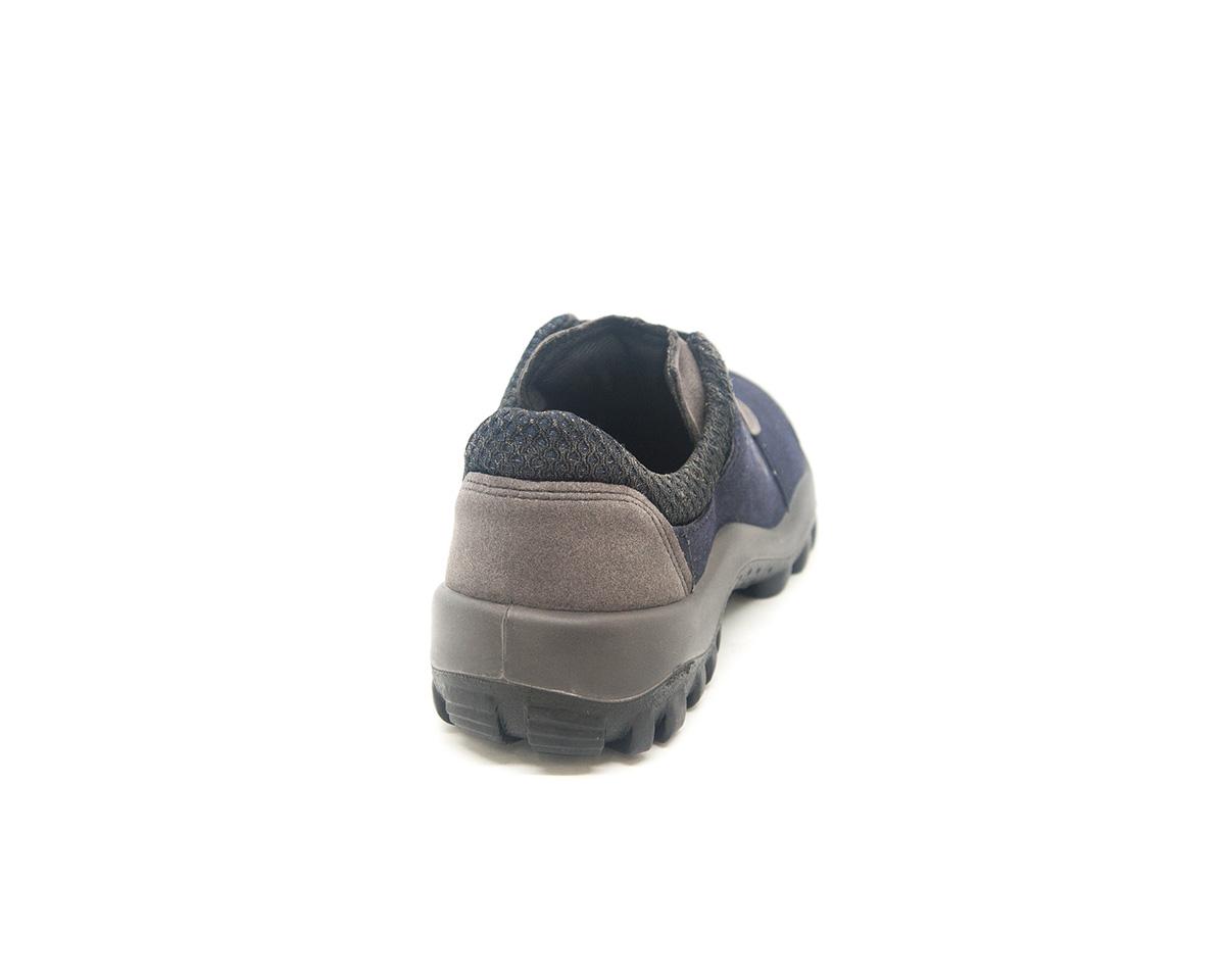 Tênis Segurança Safetline Evolution 4915EV/CZ Azul/Cinza Bico PVC CA 39584