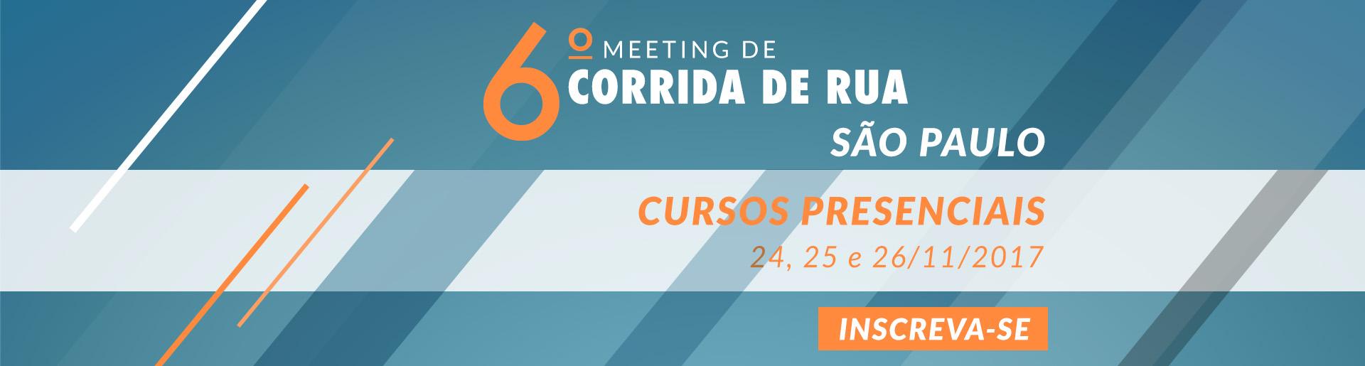 6º meeting de corrida de rua