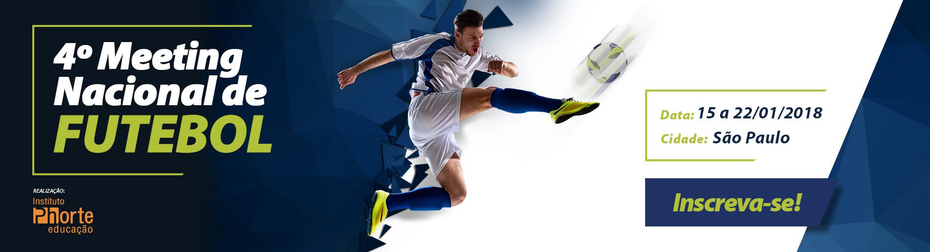 4º Meeting Nacional de Futsal