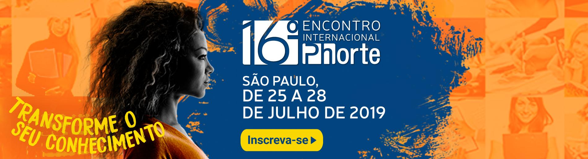 16º encontro internacional phorte
