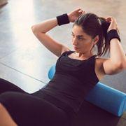 Exercícios Práticos com o Rolo: Como desenvolver Força, Estabilidade e Mobilidade (Mauro Guiselini)