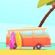 Iniciação à história e à prática do surfe (Marcello Árias)