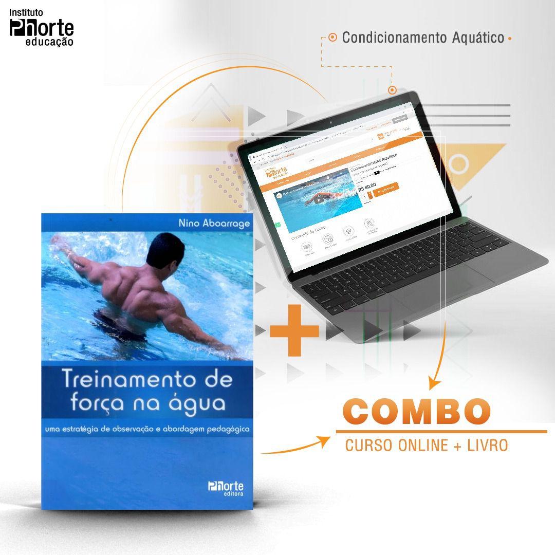 Combo Condicionamento 2  - Cursos distância e aulas online Instituto Phorte Educação.