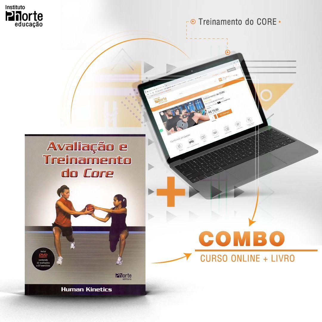 Combo Core  - Cursos distância e aulas online Instituto Phorte Educação.