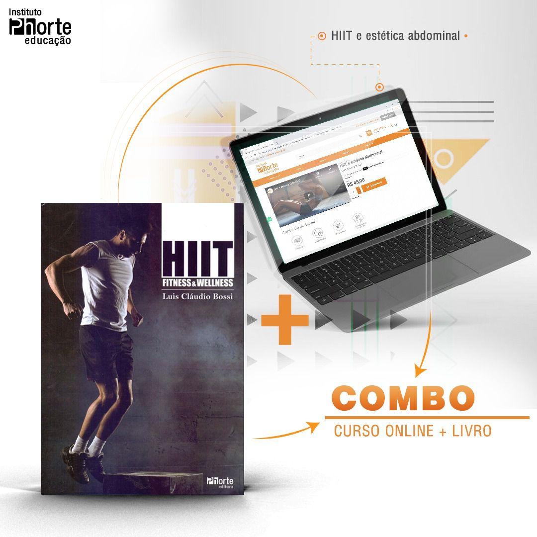 Combo HIIT 1  - Cursos distância e aulas online Instituto Phorte Educação.