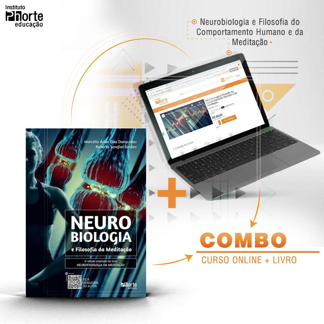 Combo Neurobiologia  - Cursos distância e aulas online Instituto Phorte Educação.
