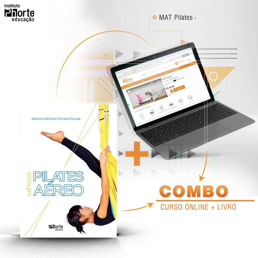 Combo Pilates 2  - Cursos distância e aulas online Instituto Phorte Educação.