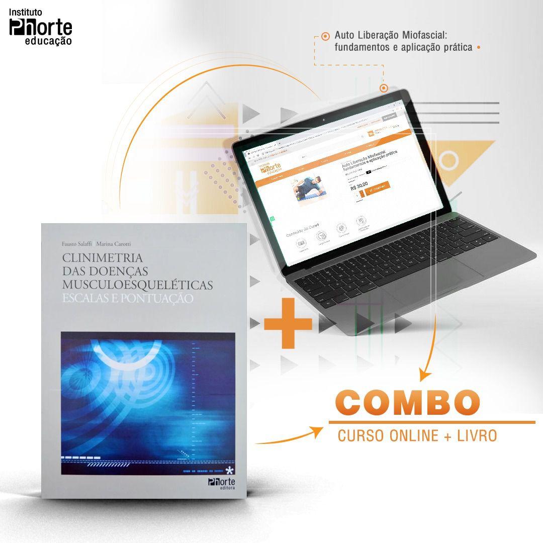 Combo Saúde 2  - Cursos distância e aulas online Instituto Phorte Educação.