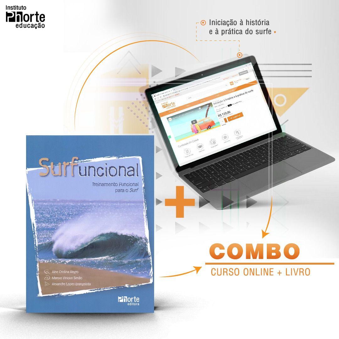 Combo Surfe  - Cursos distância e aulas online Instituto Phorte Educação.