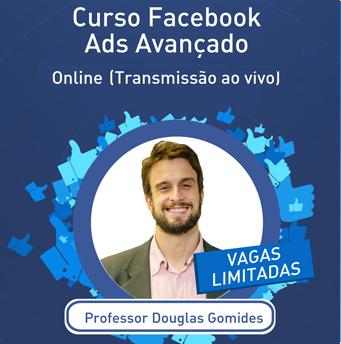 Curso online - Facebook Ads Avançado  - Cursos distância e aulas online Instituto Phorte Educação.