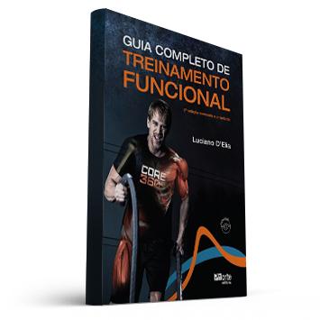 Guia completo de treinamento funcional (Luciano Oliveira D` Elia)  - Cursos distância e aulas online Instituto Phorte Educação.