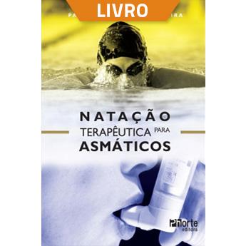Natação terapêutica para asmáticos (Livro)  - Cursos distância e aulas online Instituto Phorte Educação.
