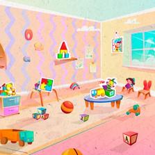 O Universo Mágico das Brinquedotecas (Sílvia Queiroz)  - Cursos distância e aulas online Instituto Phorte Educação.