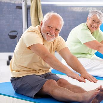 Treinamento multifuncional - Exercício e envelhecimento saudável (Prof. Mauro Guiselini)  - Cursos distância e aulas online Instituto Phorte Educação.