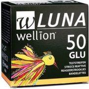 Tiras de Glicemia C/ 50 Unidades - WELLION