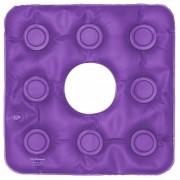Assento Ortopédico Inflável Quadrada Caixa de Ovo Orifício - BIOFLORENCE