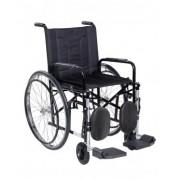 Cadeira de Rodas Modelo 301PI Preta - CDS