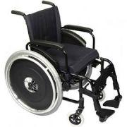 Cadeira de Rodas AVD Alumínio Tamanho 44 - ORTOBRAS