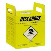 Coletor Perfuro Cortante 7L - DESCARBOX