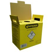 Coletor Perfuro Cortante 7L - ASTROBOX