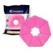 Porta Comprimidos Básico Rosa - INCOTERM
