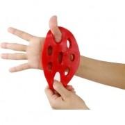 Disco multitrainer, dedos, mãos, antebraço