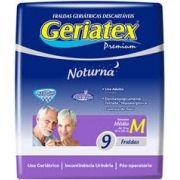 Fralda Premium Geriátrica M (Pacote c/ 9 Unidades) - GERIATEX
