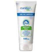 GEL DE LIMPEZA C/ PHMB 100ML - CURATEC