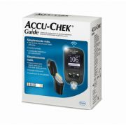 Kit Medidor de Glicemia Guide - ACCU-CHECK