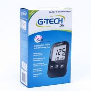 Kit Medidor de Glicemia Lite -  G-TECH
