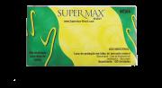 Luva de Procedimento Látex Tamanho P - SUPERMAX SELECT