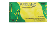 Luva de Procedimento Látex Tamanho G - SUPERMAX SELECT